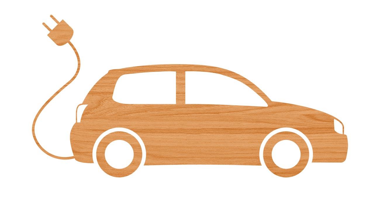 Toyota präsentiert das Setsuna Concept – Ein Elektroauto aus Holz ...