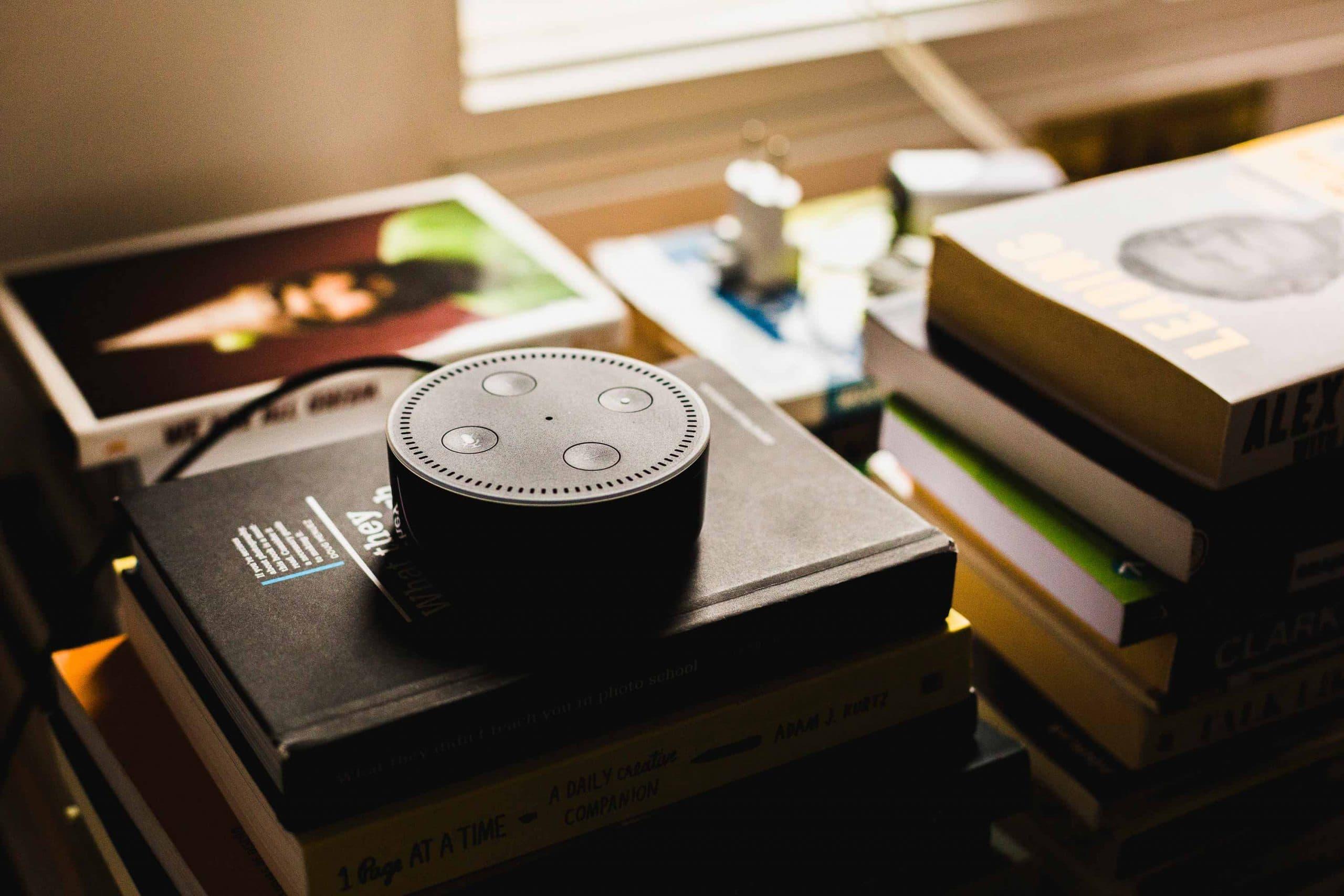 smart speaker für smart home