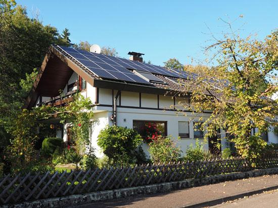 Erfolgsfaktoren für eine Solaranlage auf dem Dach